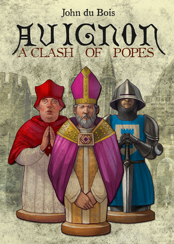 Avignon A Clash of Popes A two player micro card game.