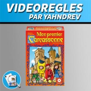 Vidéorègles – Mon premier carcassonne