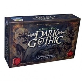 Dark Gothic, Colonial Horror et leurs mini-extensions