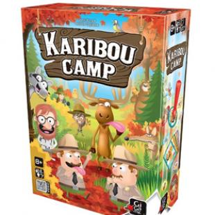 Karibou Camp, un peu de grimaces dans ce monde de brutes