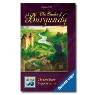 Les châteaux de Bourgogne, cartes sur table
