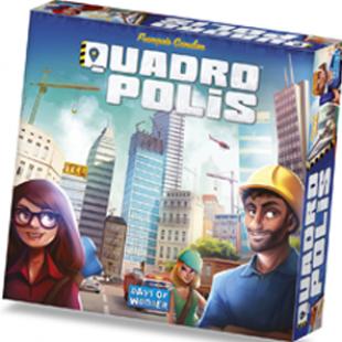 Quadropolis : de la tuile promo en masse