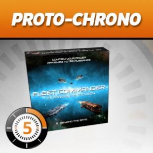 ProtoChrono – Fleet Commander Genesis