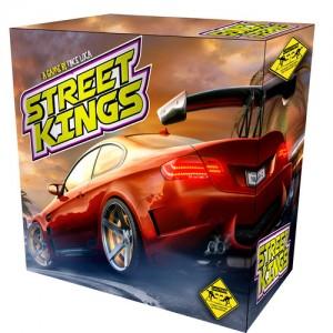 Street Kings Boardgame