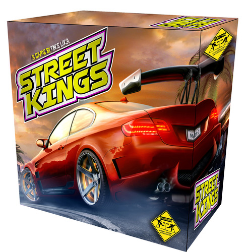 Street Kings Boardgame