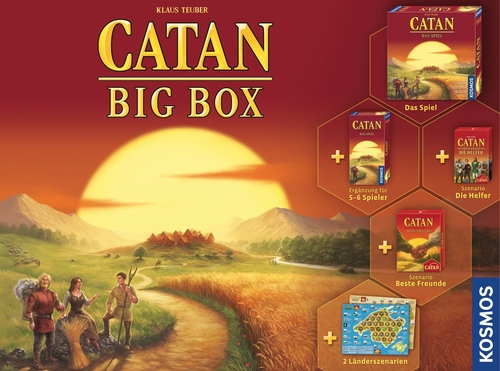 catane big box