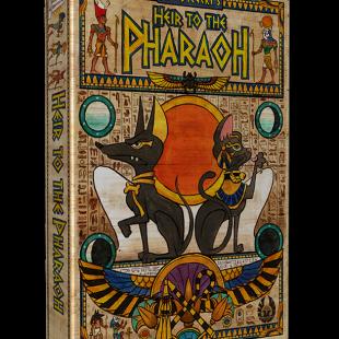 Heir to the Pharaoh.