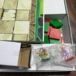 Dans la boîte, les figurines sont bien protégées pour éviter toute égratignure