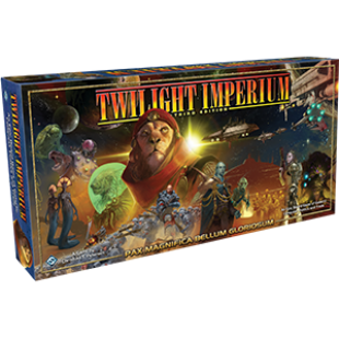 L'empire des étoiles : Twilight Imperium III