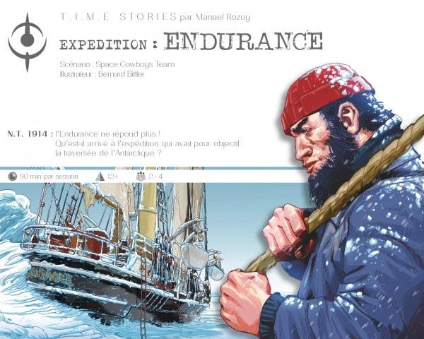 Affiche de l'Expédition: Endurance