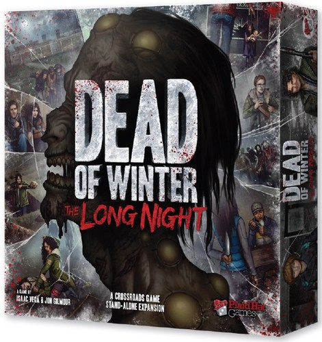 Dead of Winter The Long Night box cover 3d.