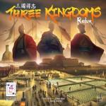 Three kingdoms Redux - Couverture