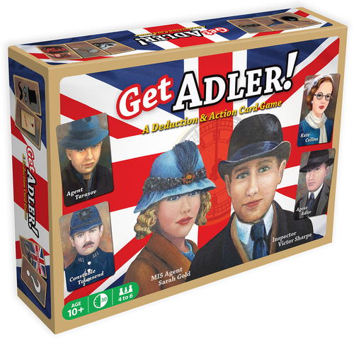 Get Adler