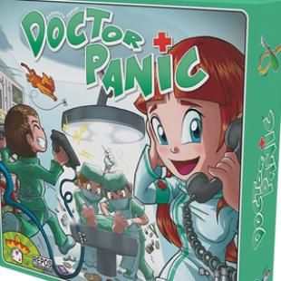 Doctor Panic, enfin sorti du bloc !