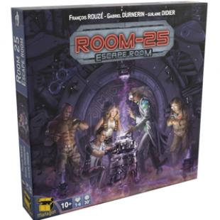 Evadez vous de Room 25, avec Escape Room