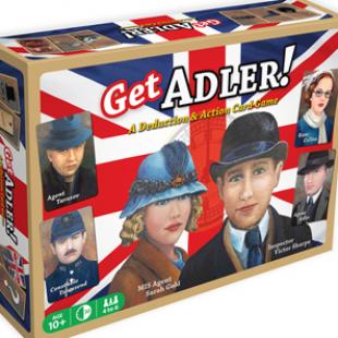 Elémentaire mon cher Get Adler