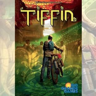 Tiffin (Rio Grande Games) : devenez livreur de lunch box à Bombay