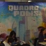 Quadropolis stand DoW FIJ Cannes 2016