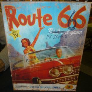 Le futur Wallace et Space Cowboys rime avec zombie : taillons la Route 666 !