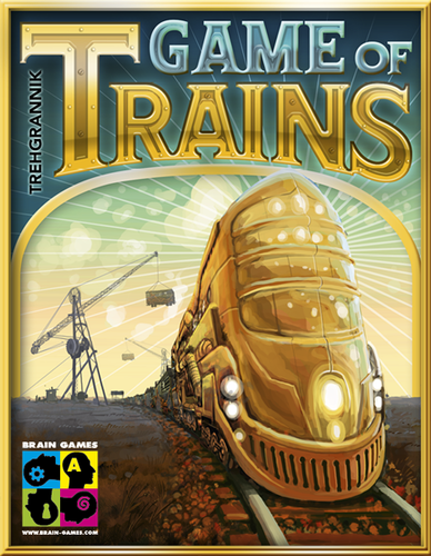 The Game Of Trains