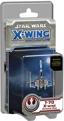 X-wing T-70
