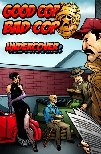 good cop bad cop undercover jeu de societe