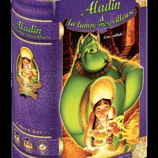 Le test de Aladin et la lampe merveilleuse