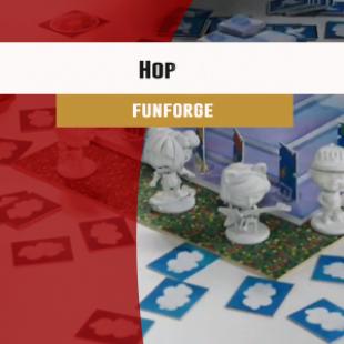 Cannes 2016 – jeu Hop !  – Funforge – VF