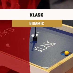 Cannes 2016 – jeu Klask – Gigamic – VF