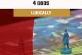 Cannes 2016 – jeu 4 Gods – Ludically -VF