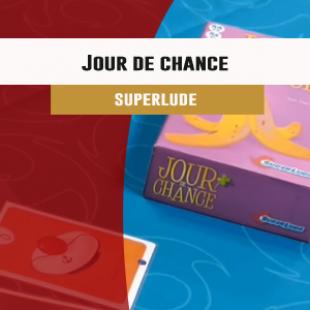 Cannes 2016 – jeu Jour de chance – Superlude – VF