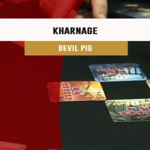 Cannes 2016 – jeu Kharnage – Devil Pig – VF