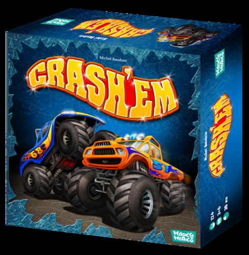 CRASH'EM box