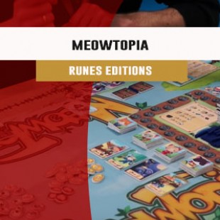 Cannes 2016 – jeu Meowtopia – Runes Editions – VF