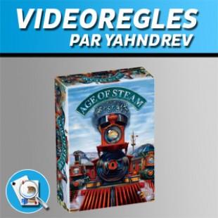 Vidéorègles – Age of Steam