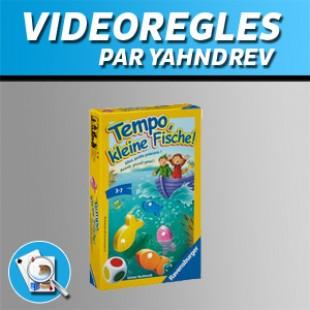 Vidéorègles – Allez Petits Poissons