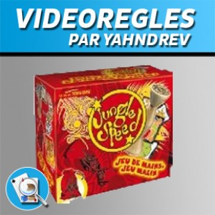 Vidéorègles – Jungle Speed