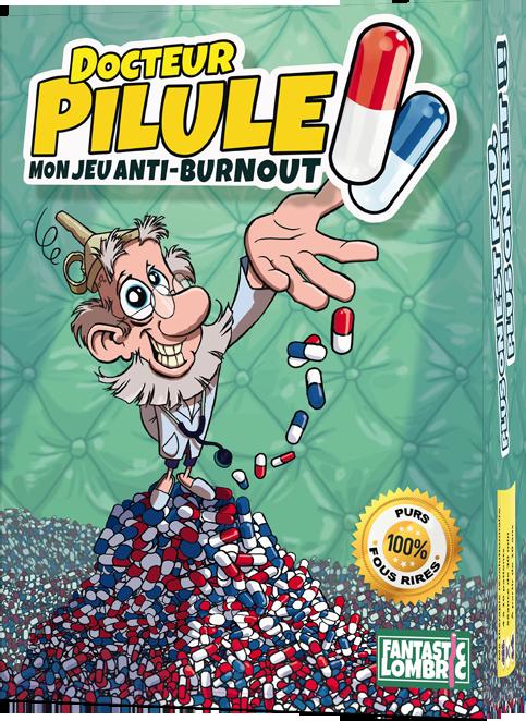 Docteur pilule-Couv-Jeu de societe-ludovox