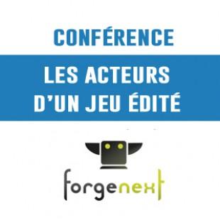 Cannes 2016 – Conférence – Les acteurs derrière un jeu édité – VF