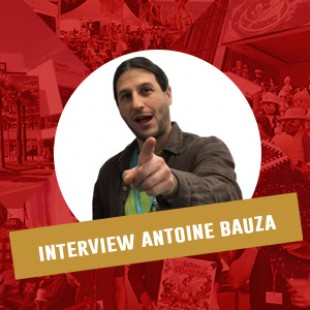 Cannes 2016 – Interview Antoine Bauza – VF