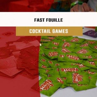 Cannes 2016 – jeu Fast Fouille – Cocktail Games – VF