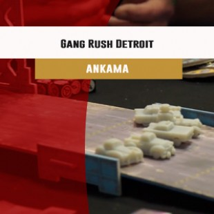 Cannes 2016 – jeu Gang Rush Detroit – Ankama – VF