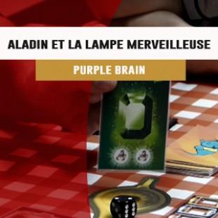 Cannes 2016 – jeu Aladdin et la lampe merveilleuse – Purple Brain – VF