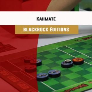 Cannes 2016 – jeu Kahmaté – Blackrock – VF