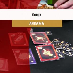 Cannes 2016 – jeu Kingz – Ankama – VF