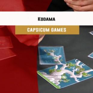 Cannes 2016 – jeu Kodama – Capsicum Games – VF