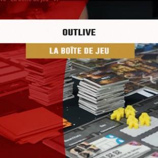 Cannes 2016 – jeu Outlive – La boîte de jeu – VF