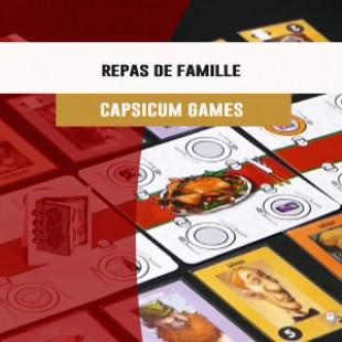 Cannes 2016 – proto Repas de famille – Capsicum Games – VF