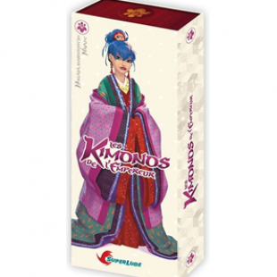 Les Kimonos de l'empereur, soyeux mais retors