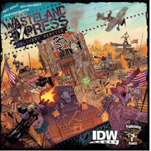 Regardez-moi ça : Wasteland Express Delivery Service